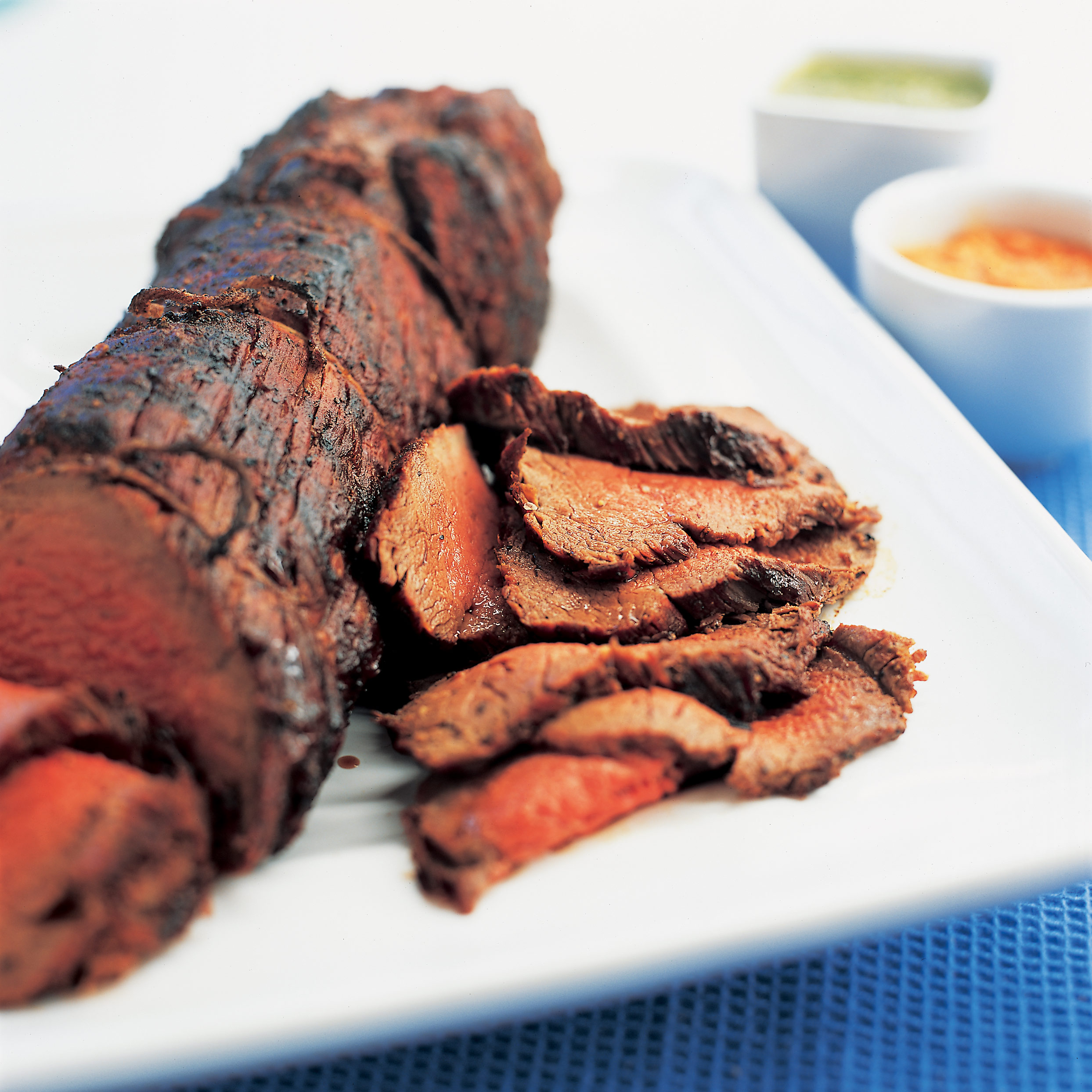Grill-Roasted Beef Tenderloin Recipe - Cook's Illustrated