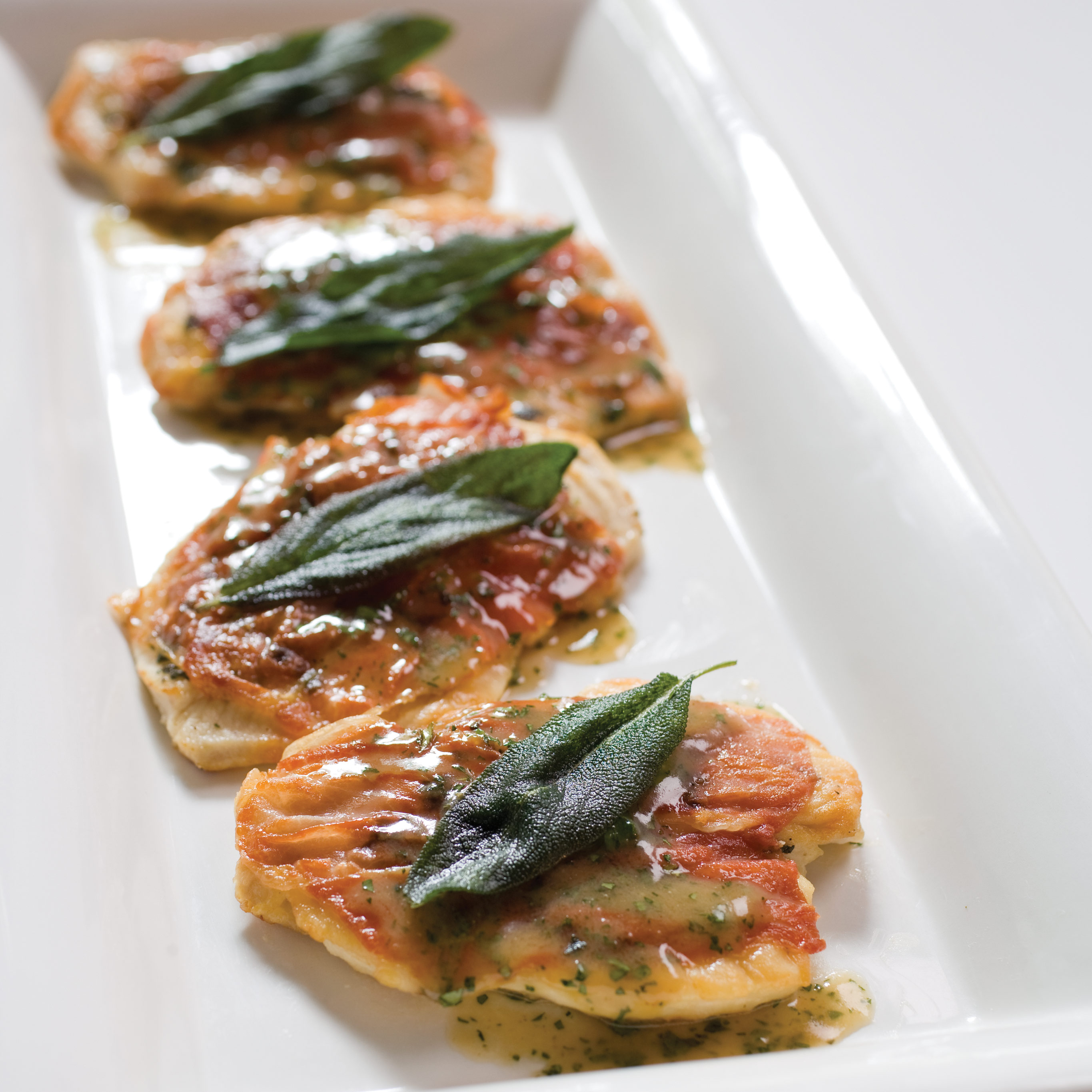 Chicken Saltimbocca Recipe - America's Test Kitchen