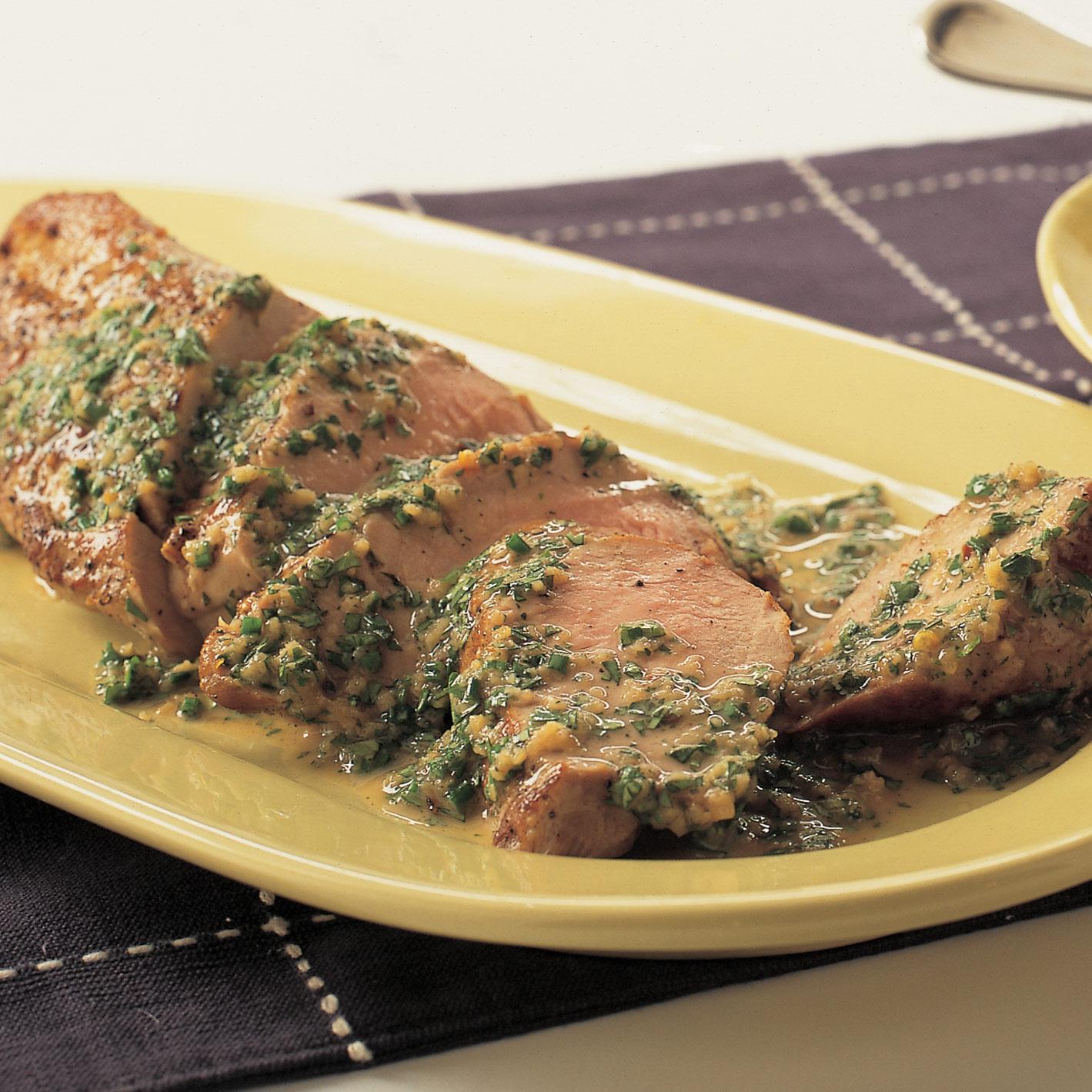 America S Test Kitchen Roast Pork Tenderloin
