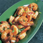 Cantonese-Style Stir-Fried Shrimp