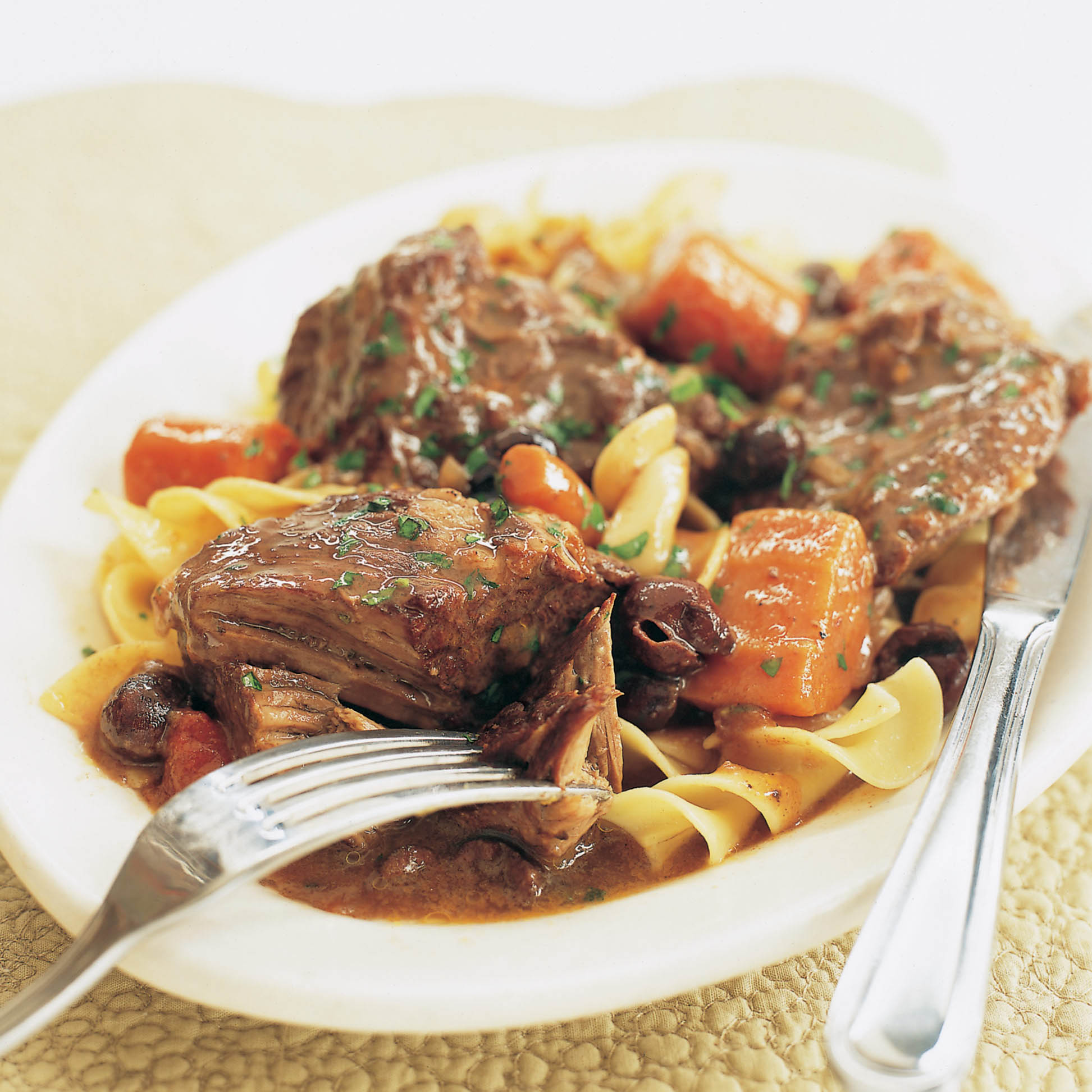 America S Test Kitchen Slow Cooker Beef Burgundy Recipe