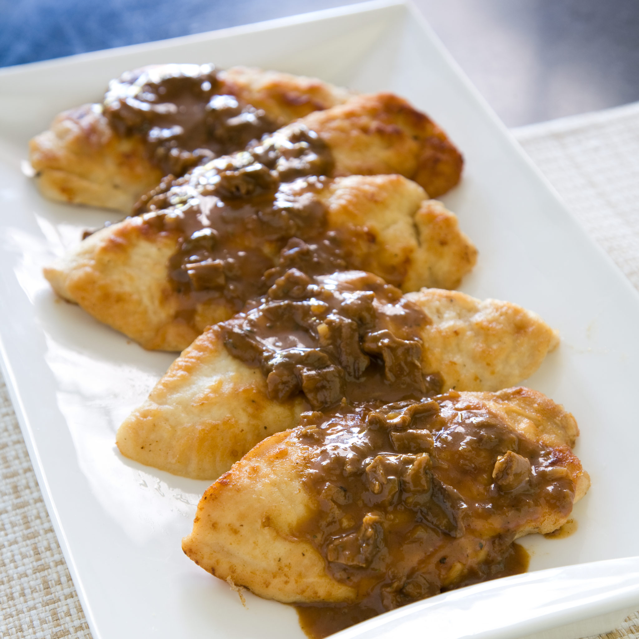 Sauteed Chicken Cutlets with Porcini Sauce Recipe - Cook's ...