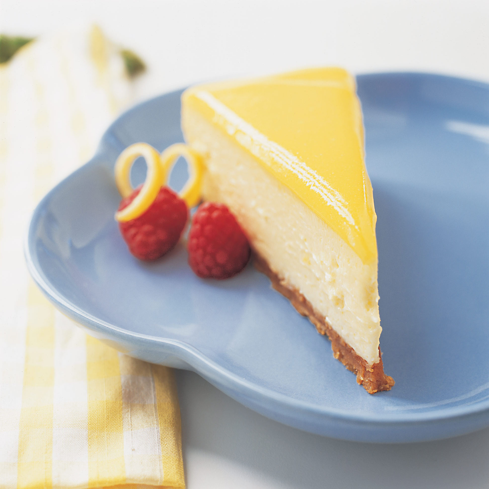 Lemon Cheesecake Recipe - Cook's Illustrated