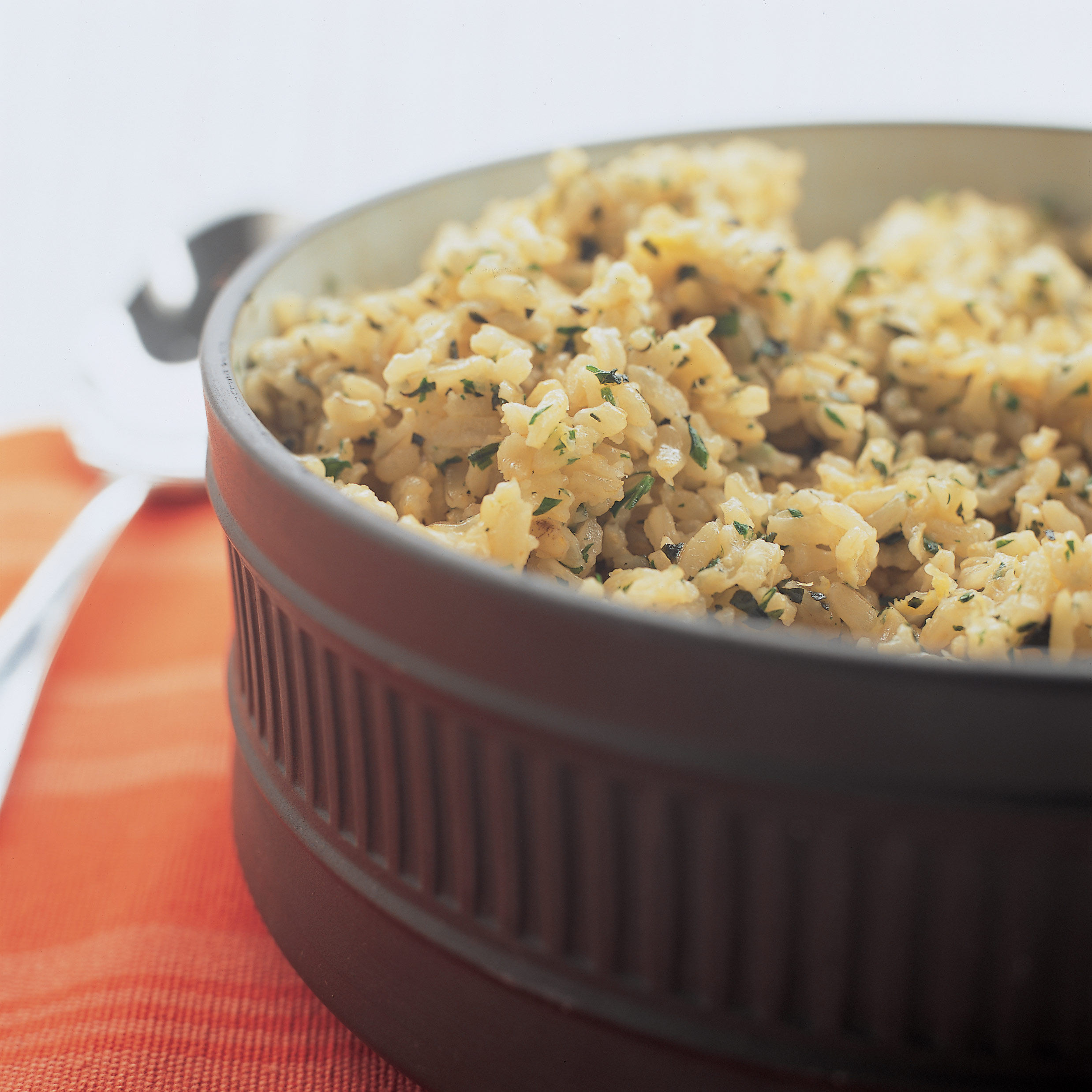 how to fix brown rice in the oven