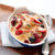 Berry Gratin with Lemon Sabayon