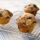 Best Blueberry Muffins with Frozen Blueberries
