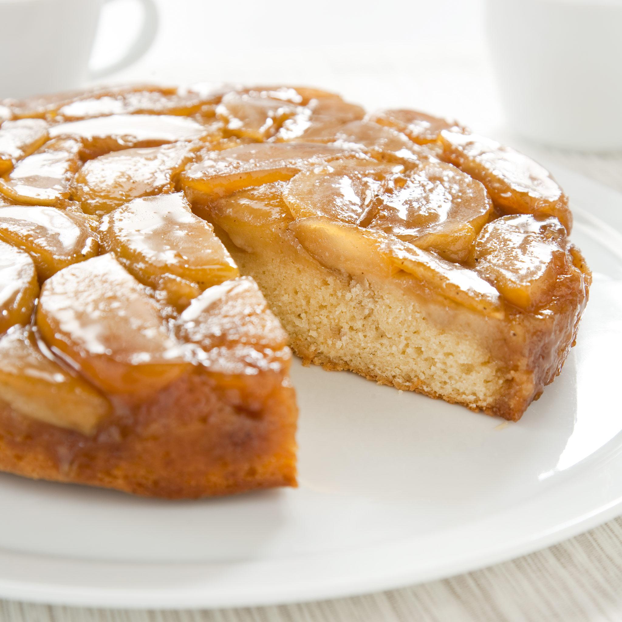 Country Apple Cake Recipe