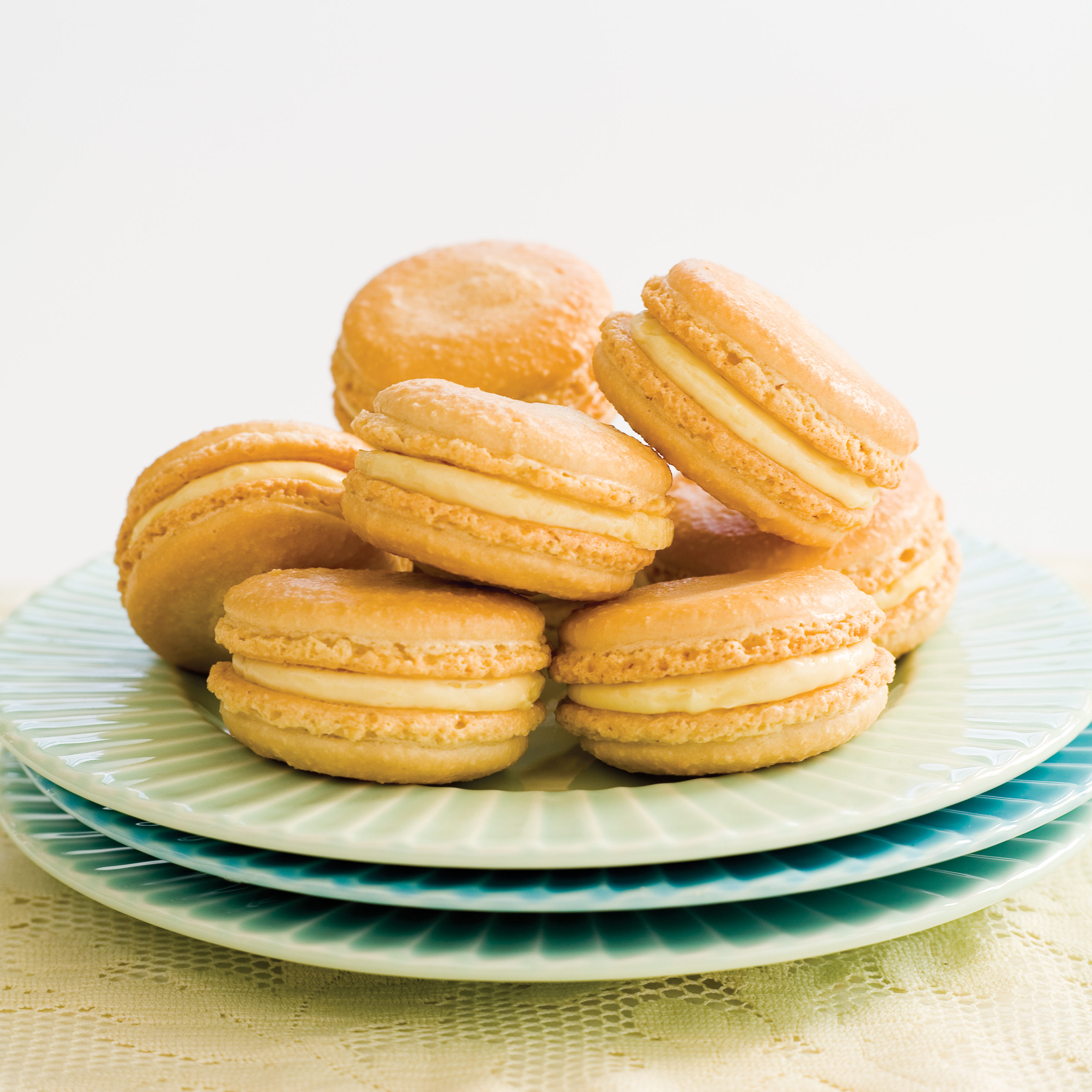 French-Style Macaroons (Macarons) Recipe - Cook's Illustrated