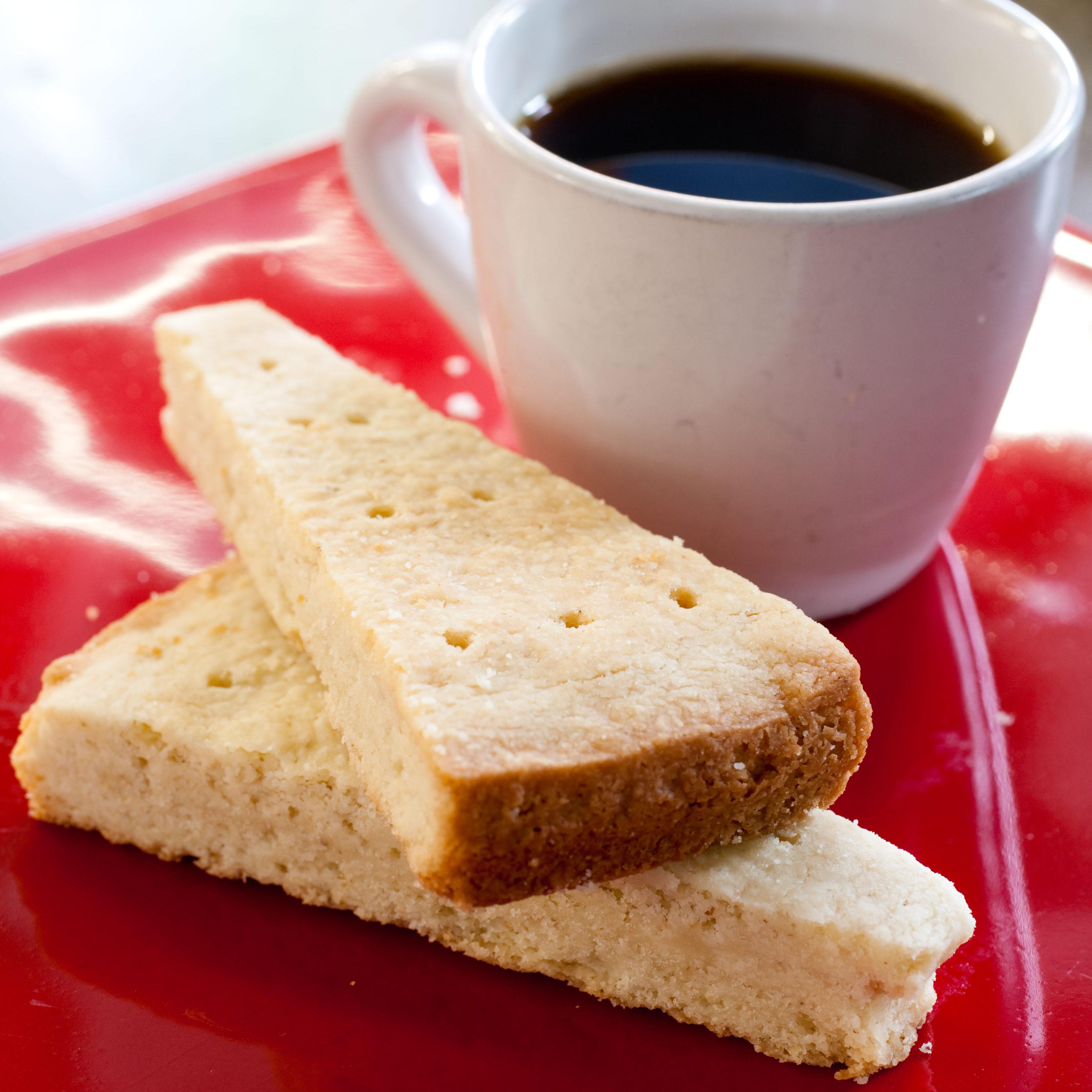 Classic Butter Shortbread Recipes — Dishmaps