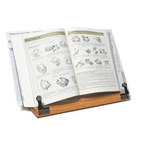 Clear Solutions Deluxe Cookbook Holder