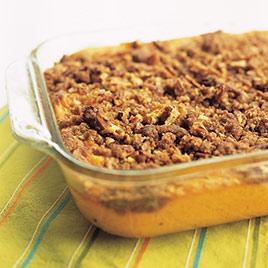America S Test Kitchen Sweet Potatoes Pecan Topping