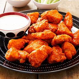 America S Test Kitchen Buffalo Chicken Wings