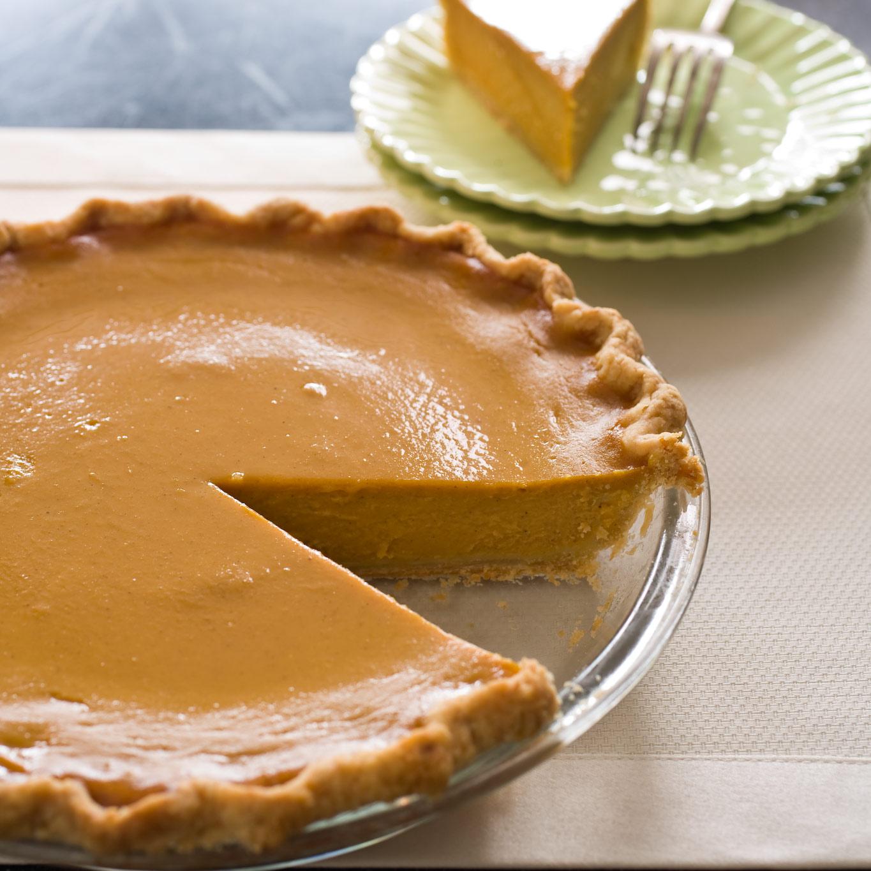 America S Test Kitchen Pumpkin Pie Video