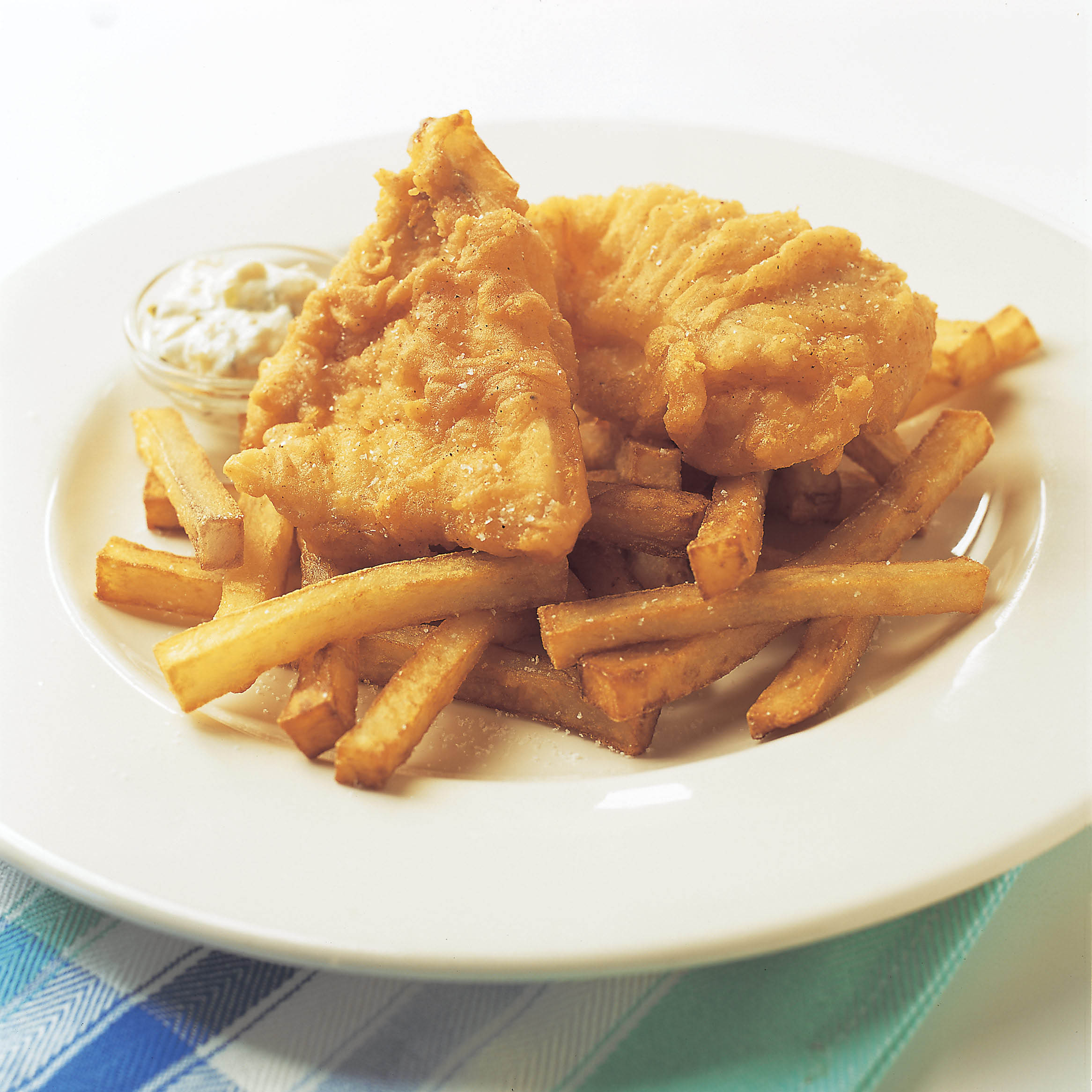 Fish and chips recipe cook 39 s illustrated for Fish chips recipe
