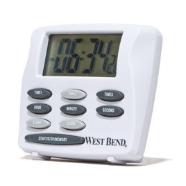 Detail sil kitchentimer westbend40053 detail
