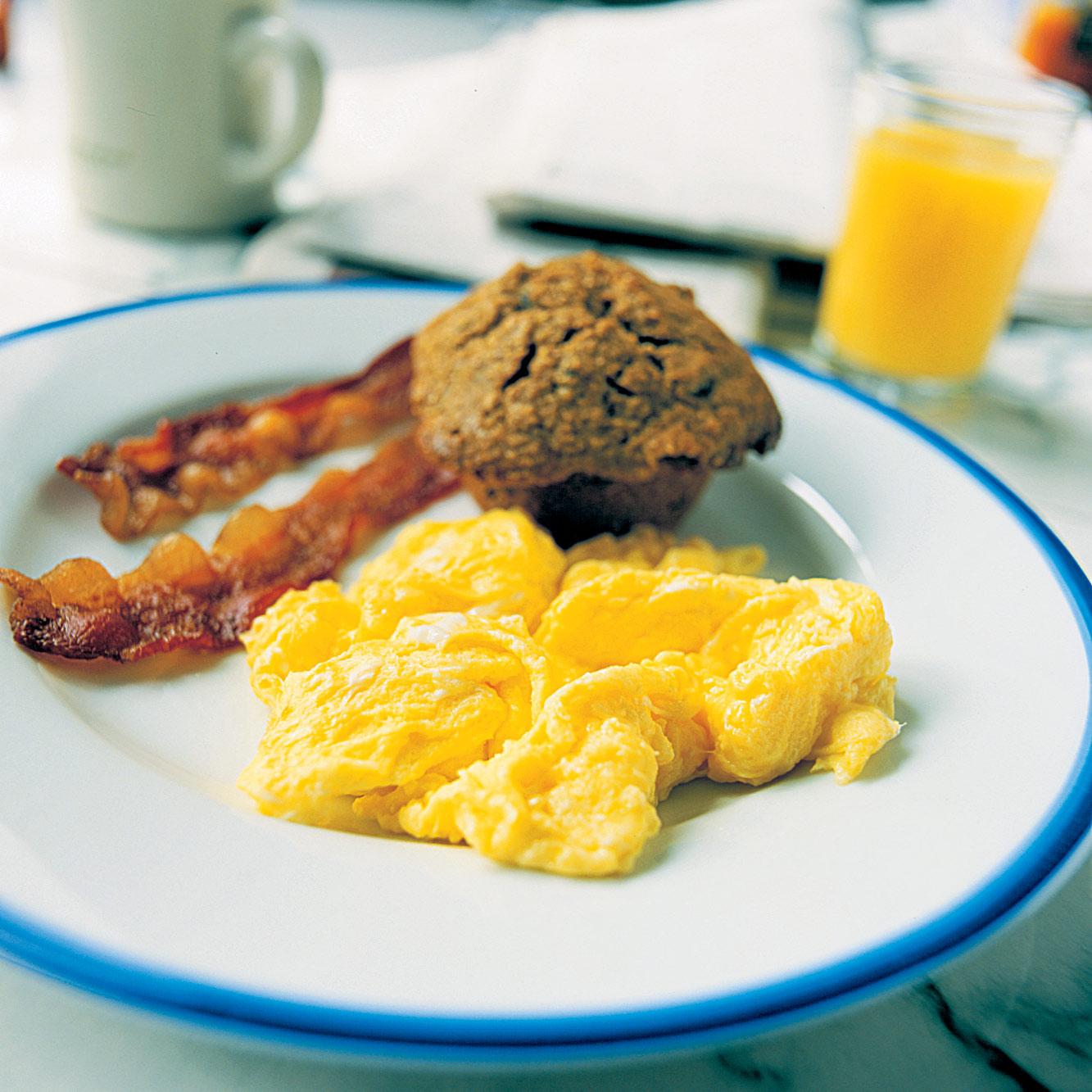 how to make american scrambled eggs