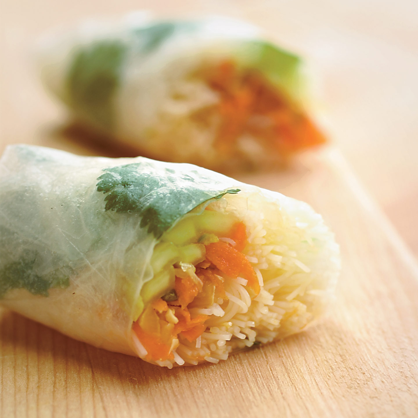 Southeast Asian-Style Spring Rolls Recipe - Cook's Illustrated