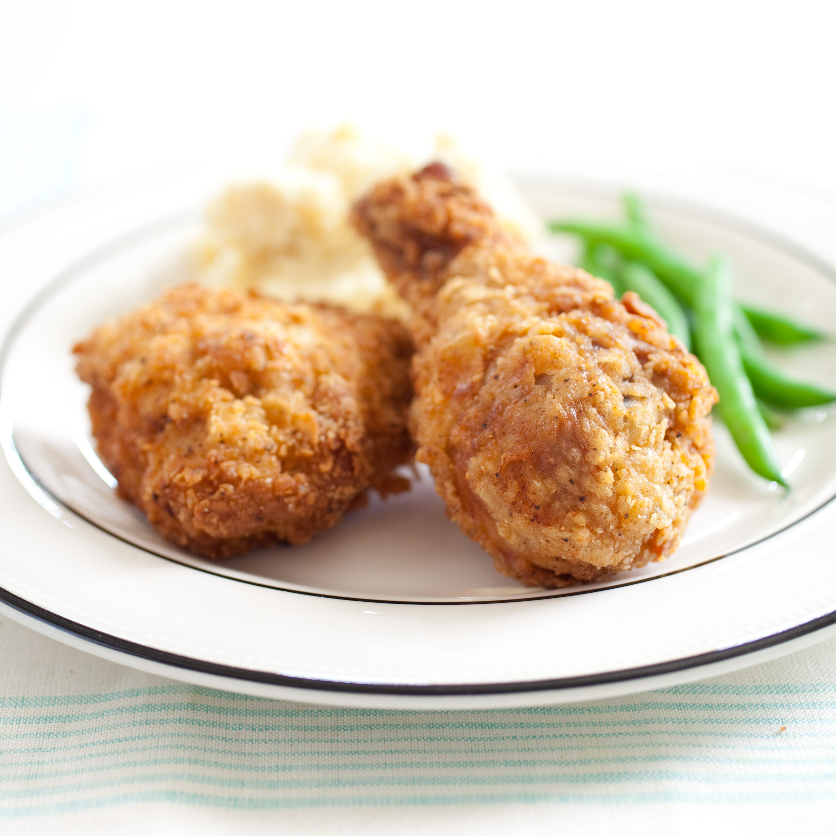 easier fried chicken | america's test kitchen