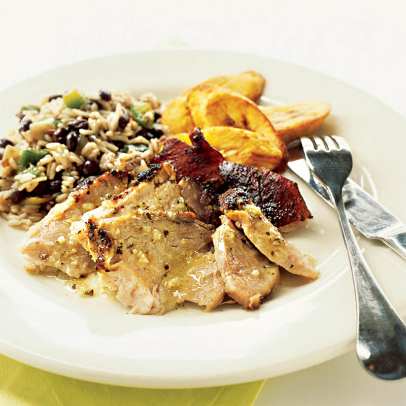 Cuban-Style Pork Roast Recipe — Dishmaps