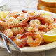Shrimp Scampi Dinner