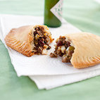 Beef Empanadas with Corn and Black Bean Filling