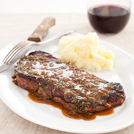 America S Test Kitchen Pan Seared Steak
