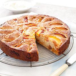 ... peach compote print save summer peach cake summer peach cake moist and