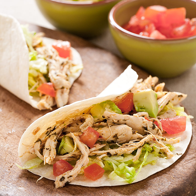 Video: Easy Chicken Tacos - Cook's Country TV