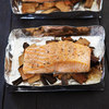 Wood-Grilled Salmon