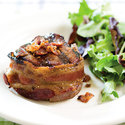 Grilled Bacon-Wrapped Filet Mignon
