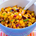 Sweet and Spicy Fruit Salsa