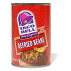 Taco Bell Home Originals Refried Beans