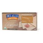 DeLallo 100% Organic Whole Wheat Lasagna
