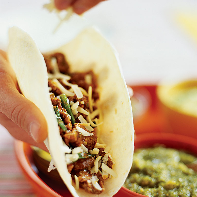 Steak Soft Tacos Recipe - Cook's Country