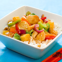 Sweet-and-Sour Stir-Fried Chicken