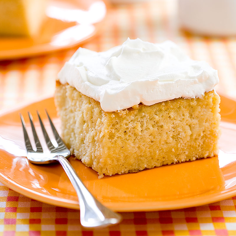 How to Cook Tres Leches Cake