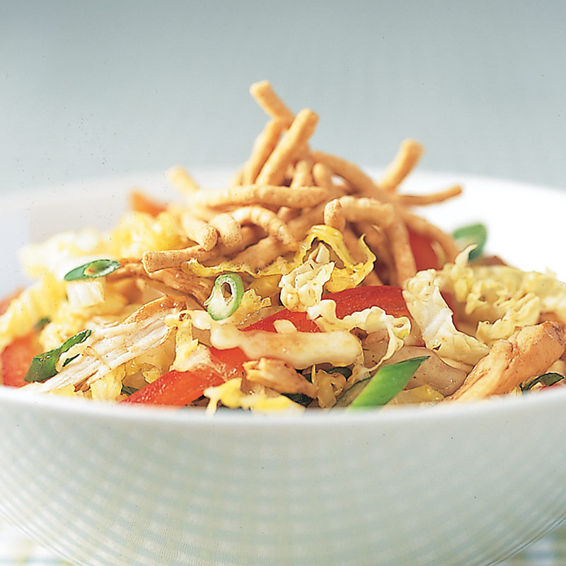 Shanghai Chicken Salad Recipe - Cook's Country