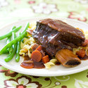 Port-Braised Short Ribs