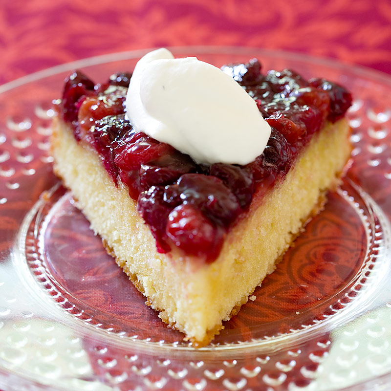 upside down cake pineapple upside down cake cranberry upside down cake ...