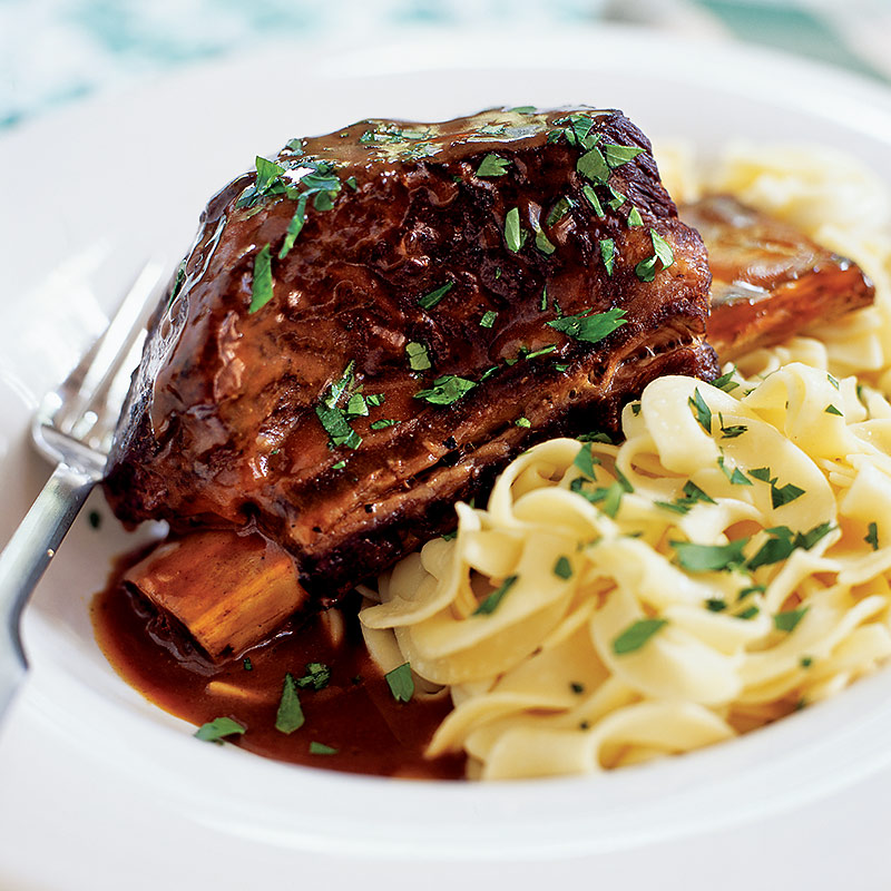Beer-Braised Short Ribs | America's Test Kitchen