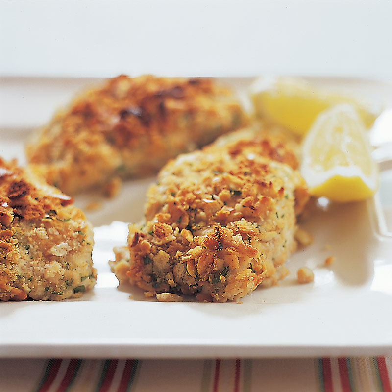 Baked Cod with Crunchy Lemon-Herb Topping Recipe - Cook's Country