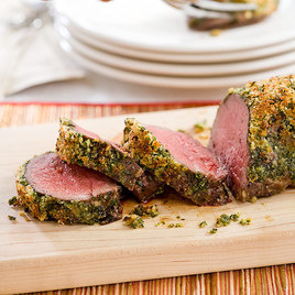 America S Test Kitchen Horseradish Crusted Beef Tenderloin Recipe
