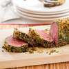 Herb-Crusted Beef Tenderloin