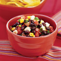 Toasted Corn and Black Bean Salsa