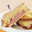 Oven-Grilled Reuben Sandwiches