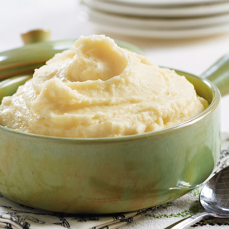Creamy Mashed Potatoes Recipe - Cook's Country