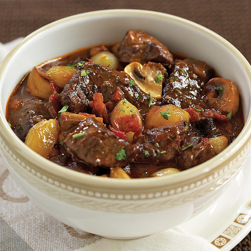 Slow Cooker Beef Burgundy America S Test Kitchen