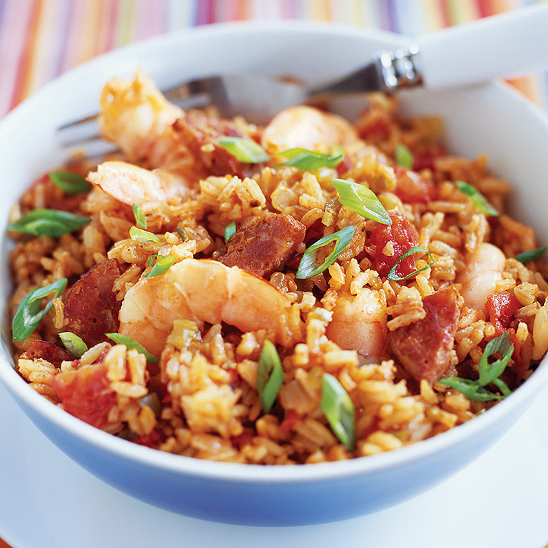 Shrimp Jambalaya Recipe — Dishmaps