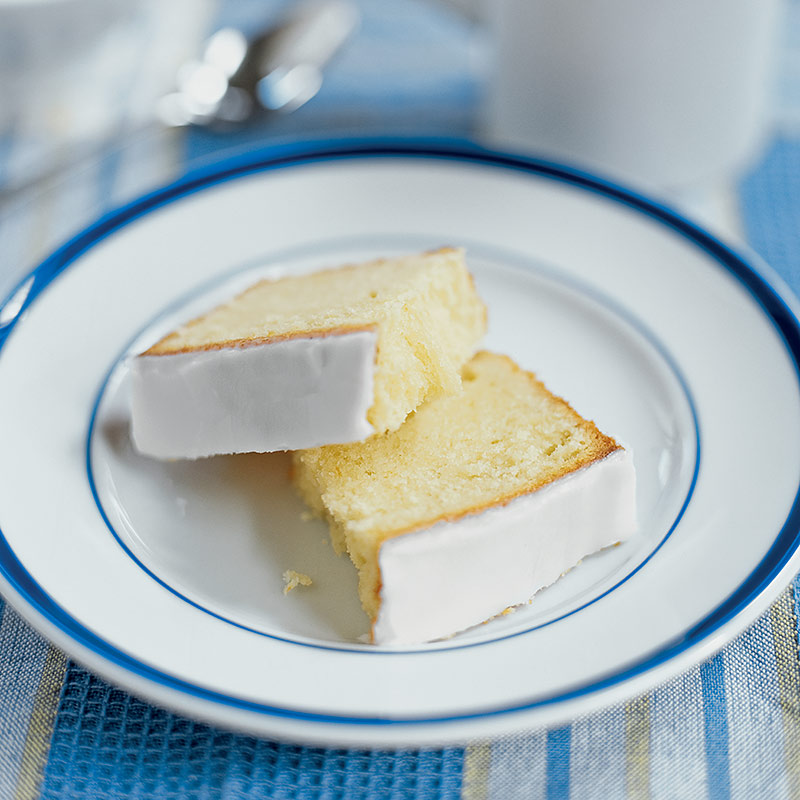 Lighter, Airy Pound Cake Recipe — Dishmaps