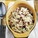 Orange-Cranberry Rice Pilaf